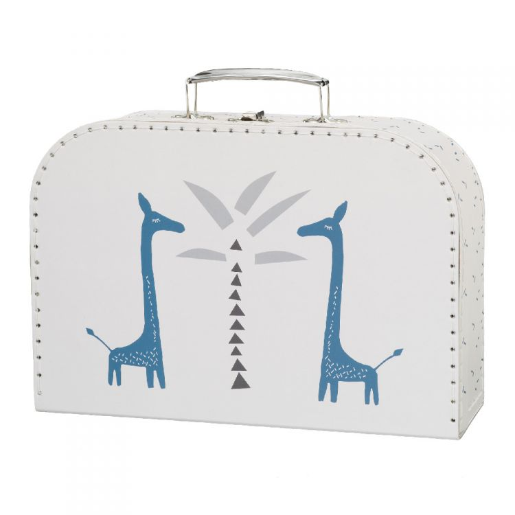 Fresk - Zestaw Walizek 2 szt Żyrafa