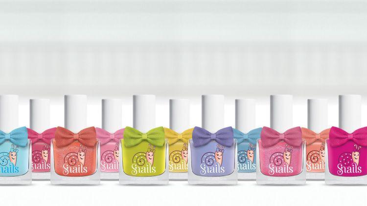 Snails - Lakier do Paznokci Snails Candy Floss 3+