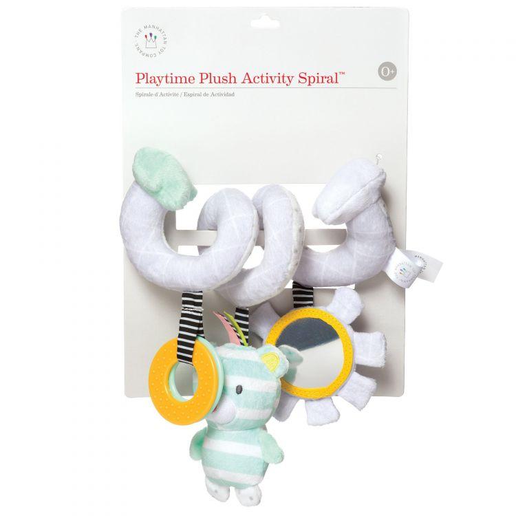 Manhattan Toy - Edukacyjna Spirala Miś