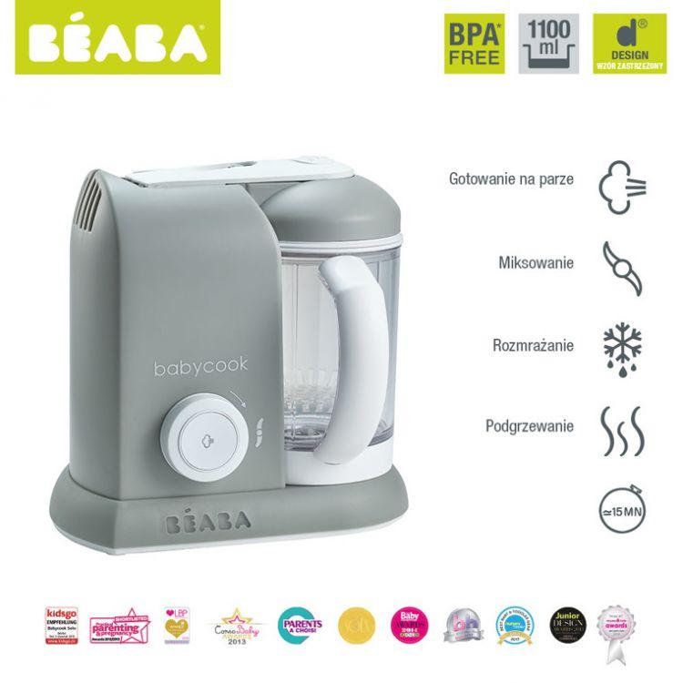 Beaba - Babycook Grey