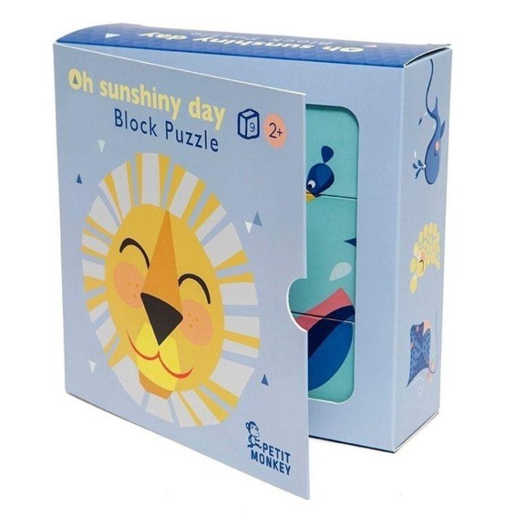 Petit Monkey - Klocki Oh Shiny Day