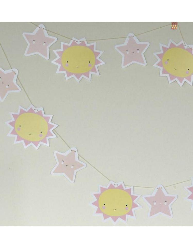 Little Lovely Company - Girlanda Miss Sunshine