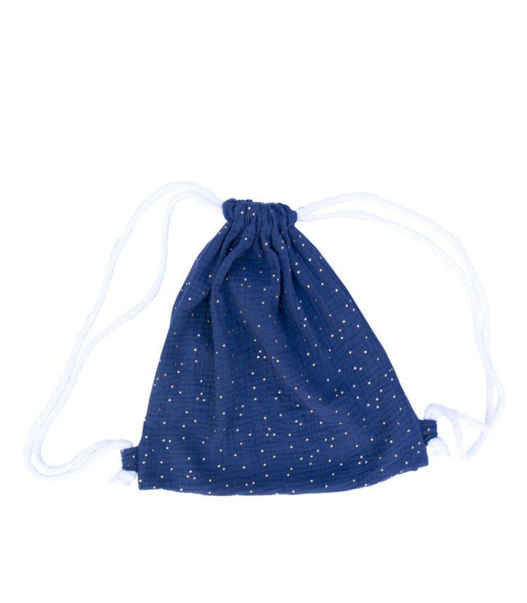 Muzpony - Worek dla Przedszkolaka Blink Blue