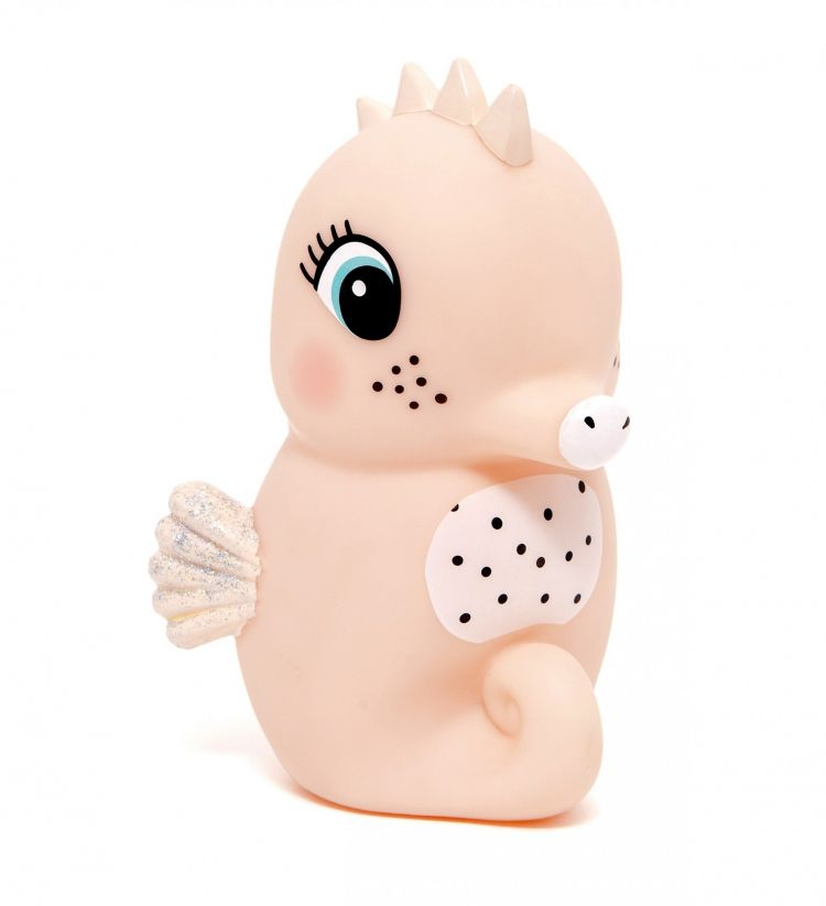Petit Monkey - Lampka Seahorse Peach