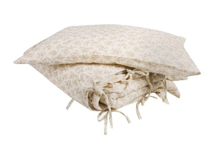 Bonbonkids - Komplet Muślinowej Pościeli Blossom 100x135cm/40x50cm