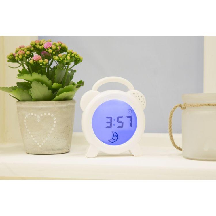 Koo-di - Zegar do Nauki Snu Snoozee Sleep Trainer & Clock Purflo