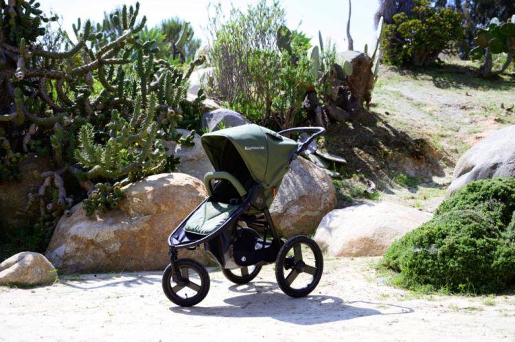 Bumbleride - Wózek Spacerowy Biegowy Speed (2020) Olive Green