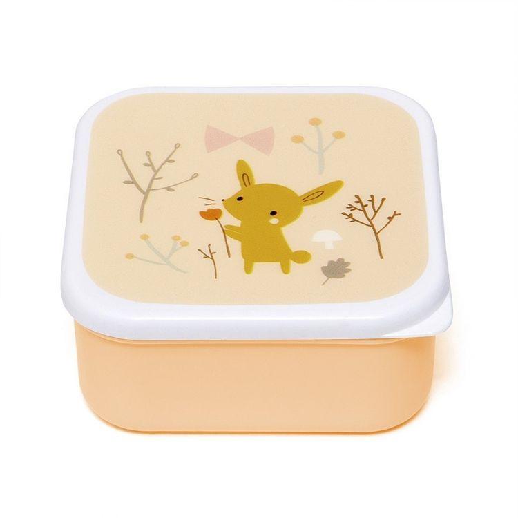 Petit Monkey - Pudełka na Żywność Forest Friends