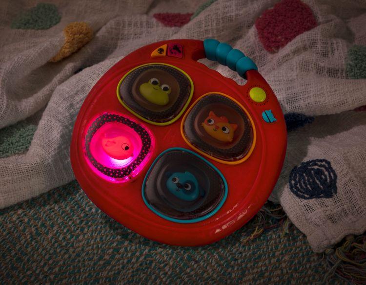 B. Toys - Pamięciowa Gra Muzyczna 18m+