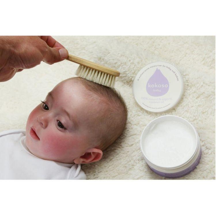 Kokoso Baby - BIO Organiczny Balsam kojąco nawilżający dla Niemowląt