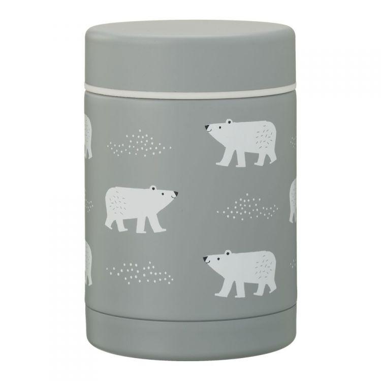 Fresk - Termos na Jedzenie 300 ml Miś Polarny