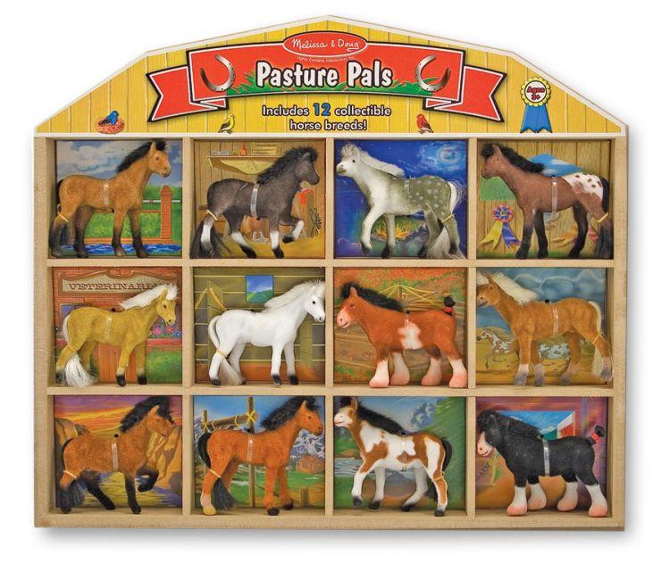 Melissa & Doug - Zestaw Figurek Horses