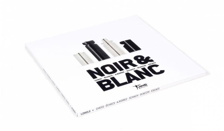 Londji - Szachy Noir&Blanc