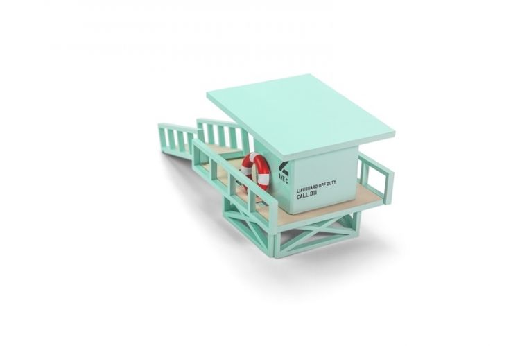 Candylab - Wieża Ratownika Malibu Lifeguard