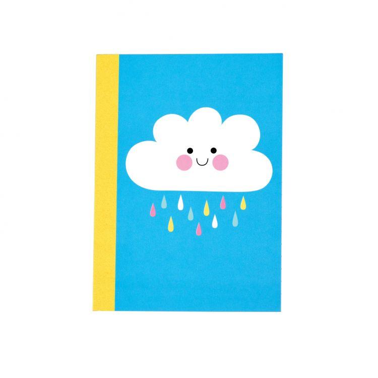 Rex - Notes A6 Happy Cloud