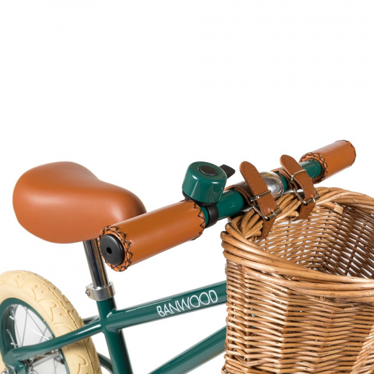 Banwood - FIRST GO! Rowerek Biegowy Green