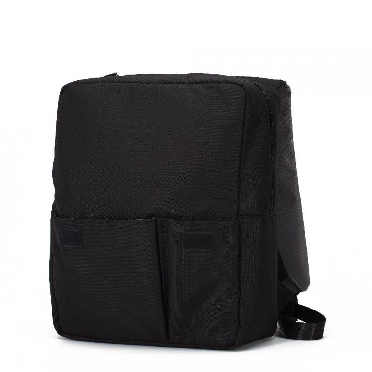 My Bag's - Plecak Reflap dla Mam Eco Black/Orche