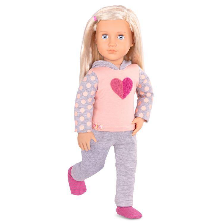 OurGeneration - Lalka Martha z Kulami Ortopedycznymi 46cm 3+