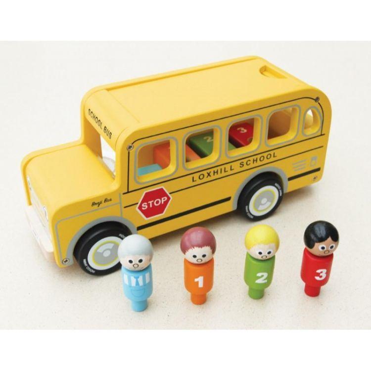 Indigo Jamm - Drewniany Autobus Benjego