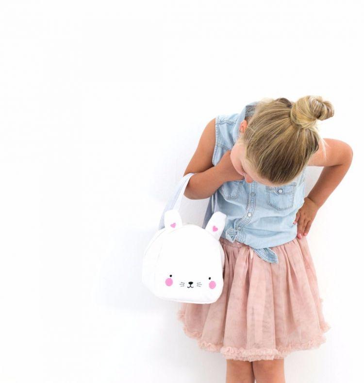 A Little Lovely Company - Torebka Cute Bunny