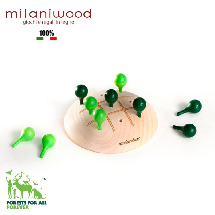 Milaniwood - Zabawka green trees