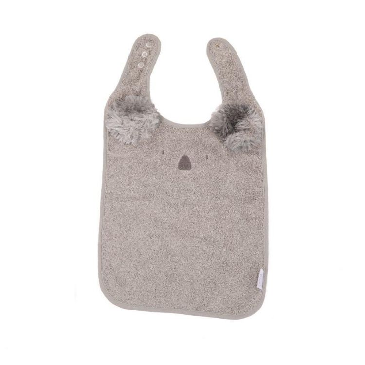 Bo Jungle - B-Śliniaczek Eco Organic Koala Grey