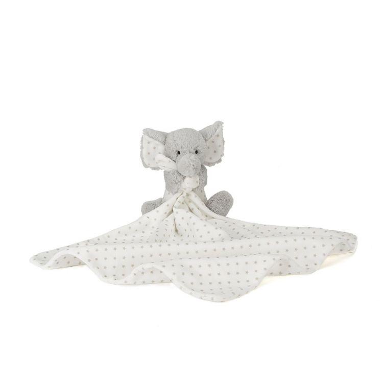 Jellycat - Przytulaczek ze Słonikiem Starry Elly