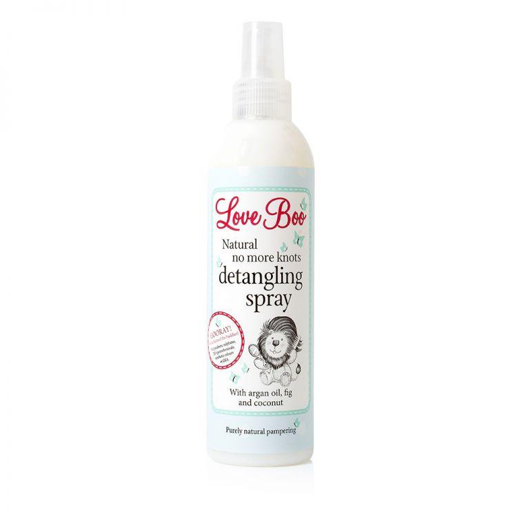 Love Boo - Spray Ułatwiający Rozczesywanie Włosów 250ml