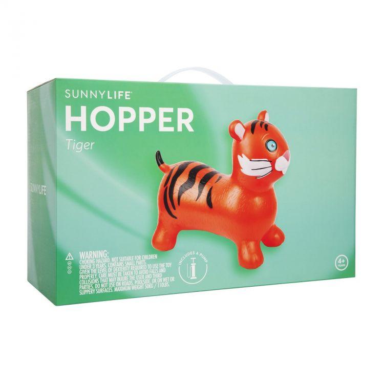 Sunnylife - Skoczek Gumowy Tiger 4+