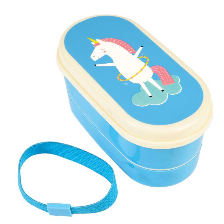 Rex - Dwupoziomowy Lunchbox Magical Unicorn