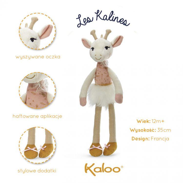Kaloo - Żyrafa Zarafa 46 cm w Pudełku Kolekcja Les Kalines
