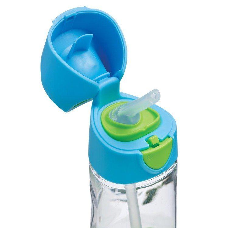 B.BOX - N! Wymienne słomki  do butelek tritanowych