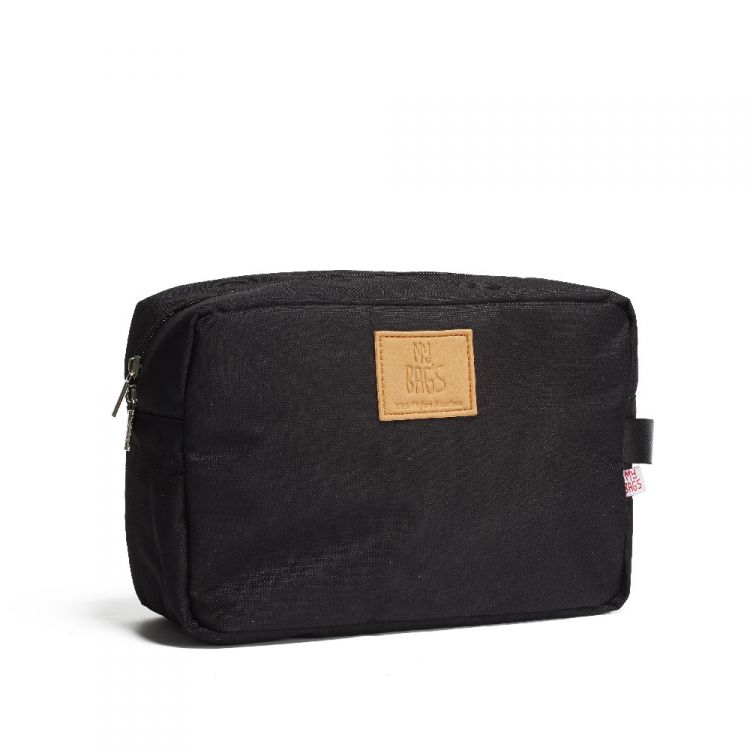 My Bag's - Kosmetyczka Eco Black