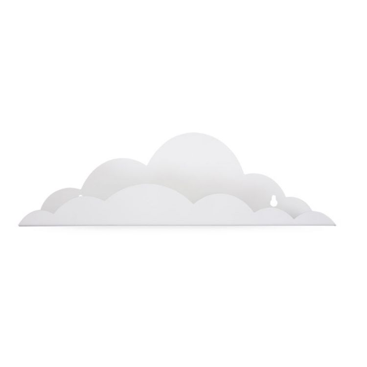 Childhome - Półka Metalowa Chmurka White