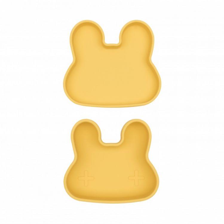 We Might Be Tiny - Zamykany Pojemnik Silikonowy Króliczek Yellow
