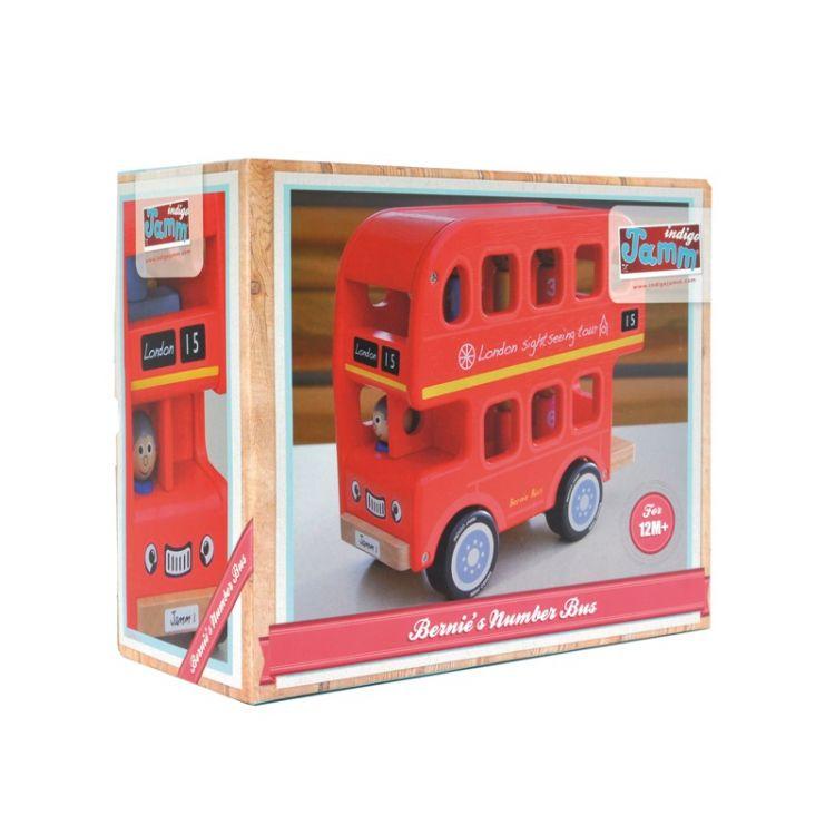 Indigo Jamm - Drewniany Autobus Berniego