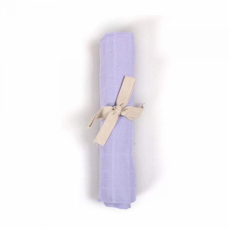 Filibabba - Pieluszka Muślinowa Fresh Violet 65x65cm