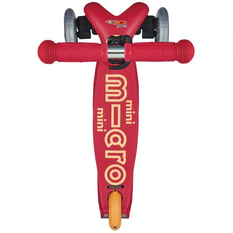 Micro - Hulajnoga Mini Deluxe Ruby Red