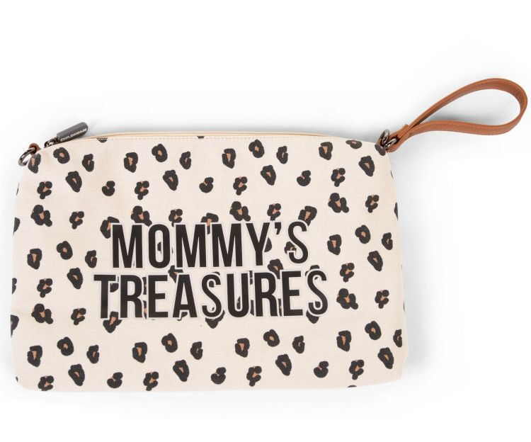 Childhome - Torebka Mommy's Treasures Leopard
