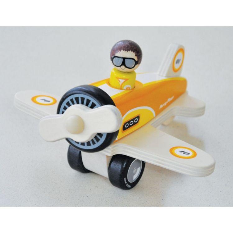 Indigo Jamm - Drewniany Samolot Perciego