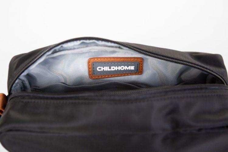 Childhome - Kosmetyczka Mon Life Czarno-Złota