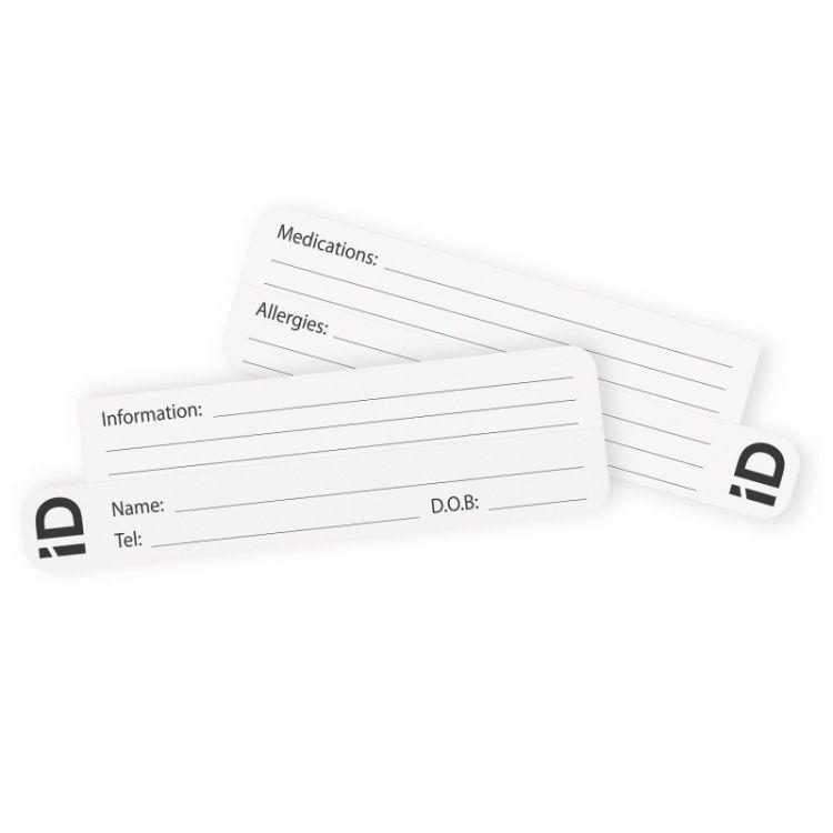 LittleLife - Neopranowa Opaska Informacyjna ID Jednorożec