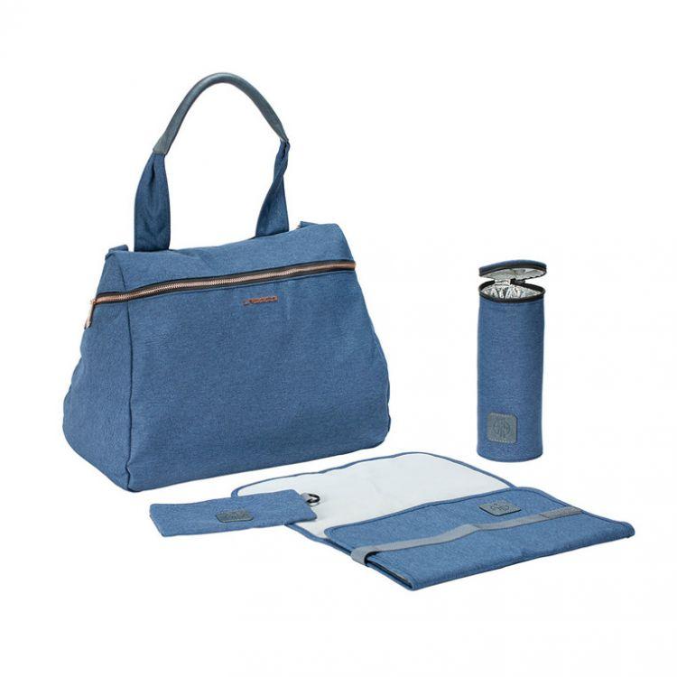 Lassig - Glam Label Torba z Akcesoriami Rosie Blue