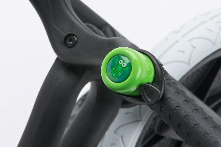 Wishbone Bike - Dzwonek Żółw Zielony