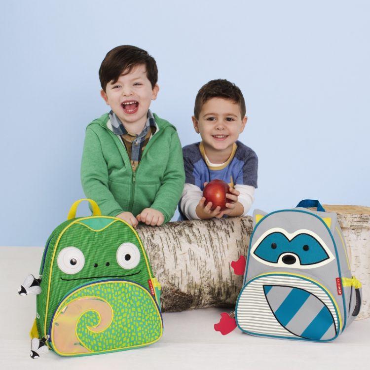 Skip Hop - Plecak Zoo Pack Kameleon