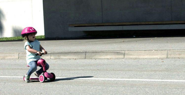 Scootandride - Highwaykick 2w1 Jeździk i Hulajnoga 1-5 lat Pink