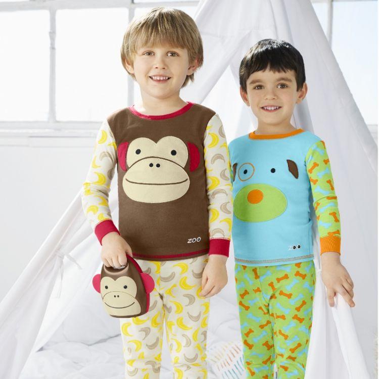 Skip Hop - Piżama Zoo Małpka 5T