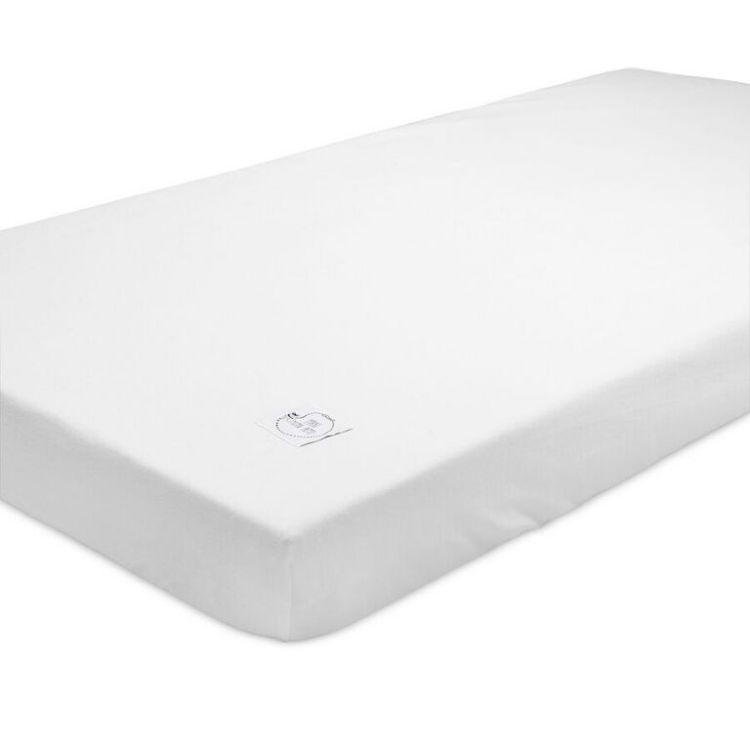 Maki Mon Ami - Prześcieradło z Gumką Białe 70x140cm