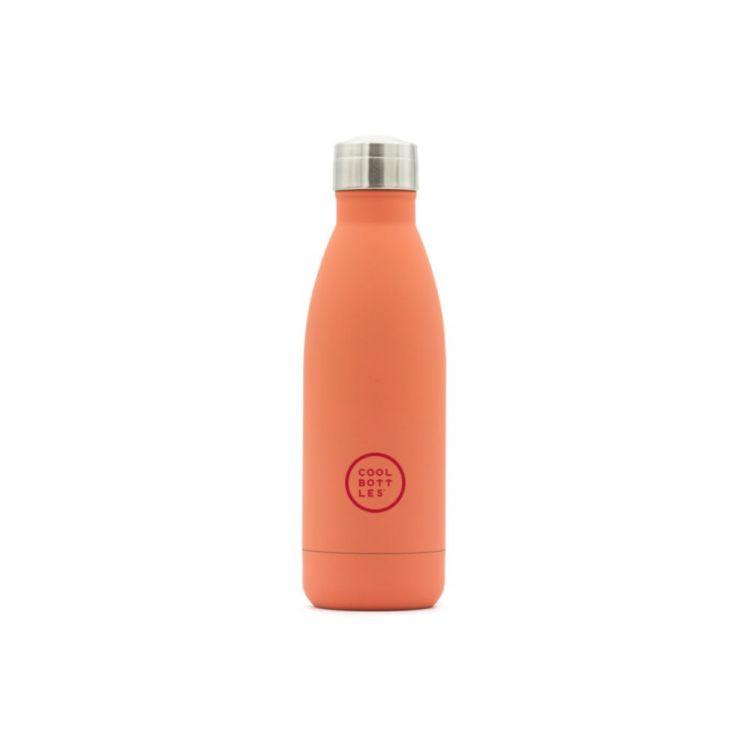 Cool Bottles - Butelka Termiczna 350 ml Triple Cool Pastel Coral