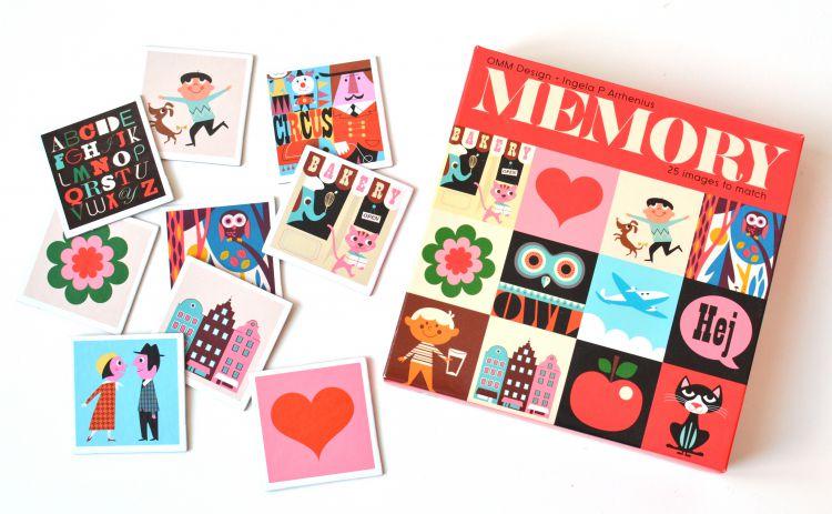 OMM Design Memory